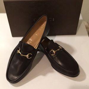 New Gucci Vit Bulgaro brown Horsebit  Loafer 13 ❤️